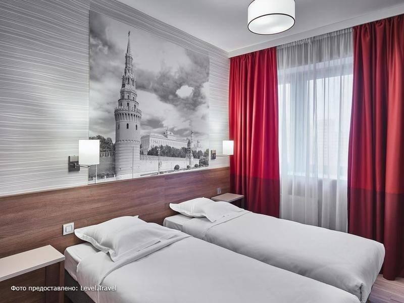 Фотография Адажио Москва Киевская (Adagio Moscow Kievskaya)