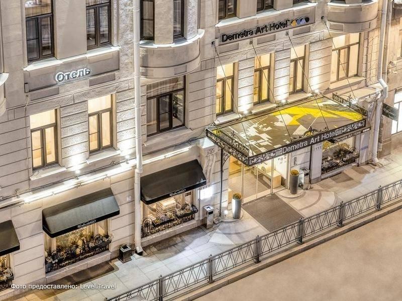 Фотография Demetra Art Hotel (Арт-Отель Деметра)