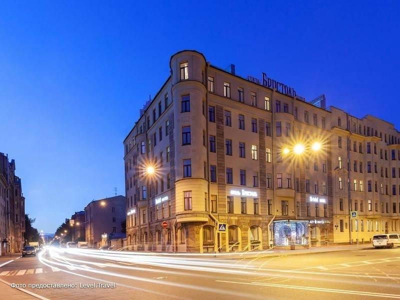 Фотография Отель Бристоль