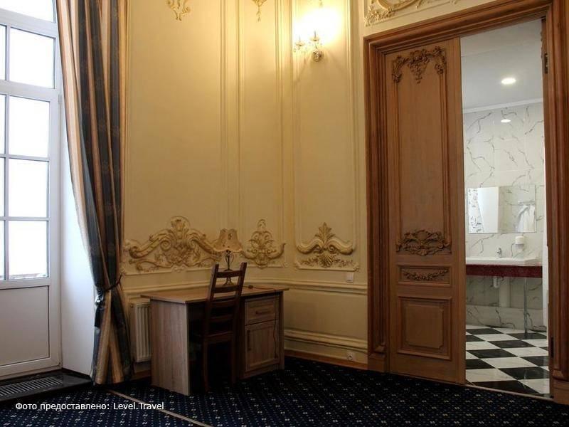 Фотография Отель Особняк Молво