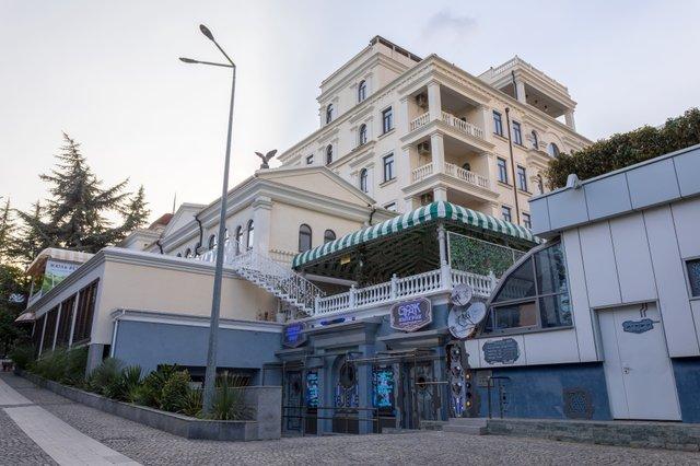 Отель Мини-Отель Страж Империи, Алушта, Россия