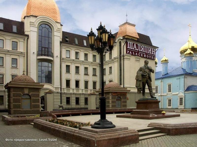 Фотография Шаляпин Палас Отель