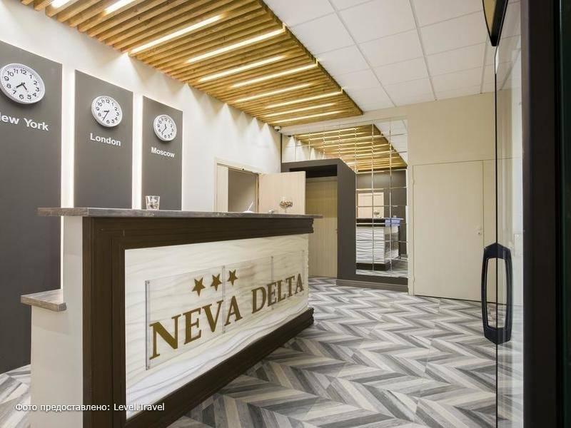 Фотография Отель Дельта Невы