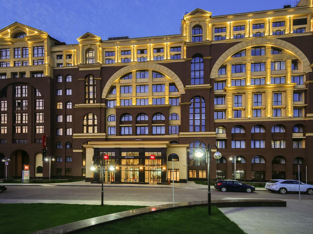 Отель Ibis Moscow Oktyabrskoye Pole, Москва, Россия
