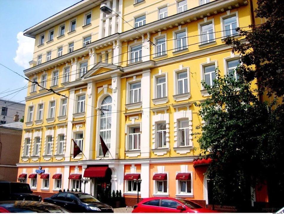 Отель Отель Мандарин, Москва, Россия