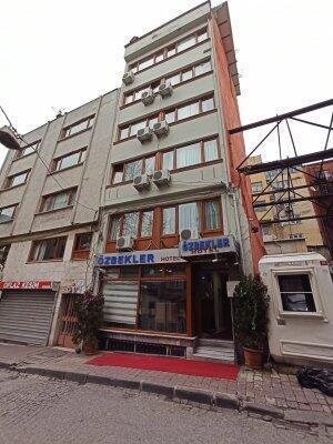 Отель Ozbekler Hotel, Стамбул, Турция