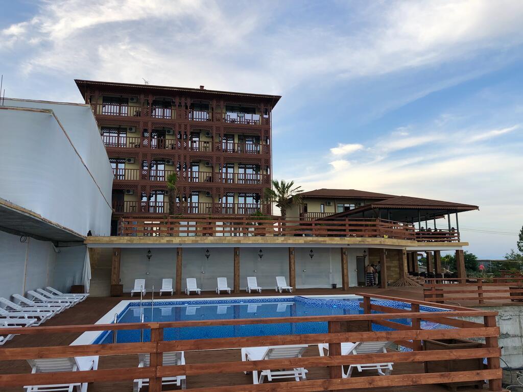 Отель Hayal Resort Hotel, Алушта, Россия