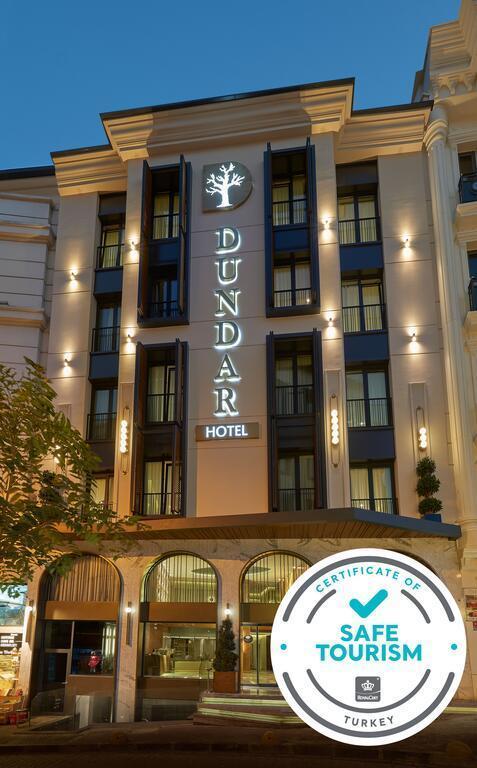 Отель Dundar Hotel Spa, Стамбул, Турция