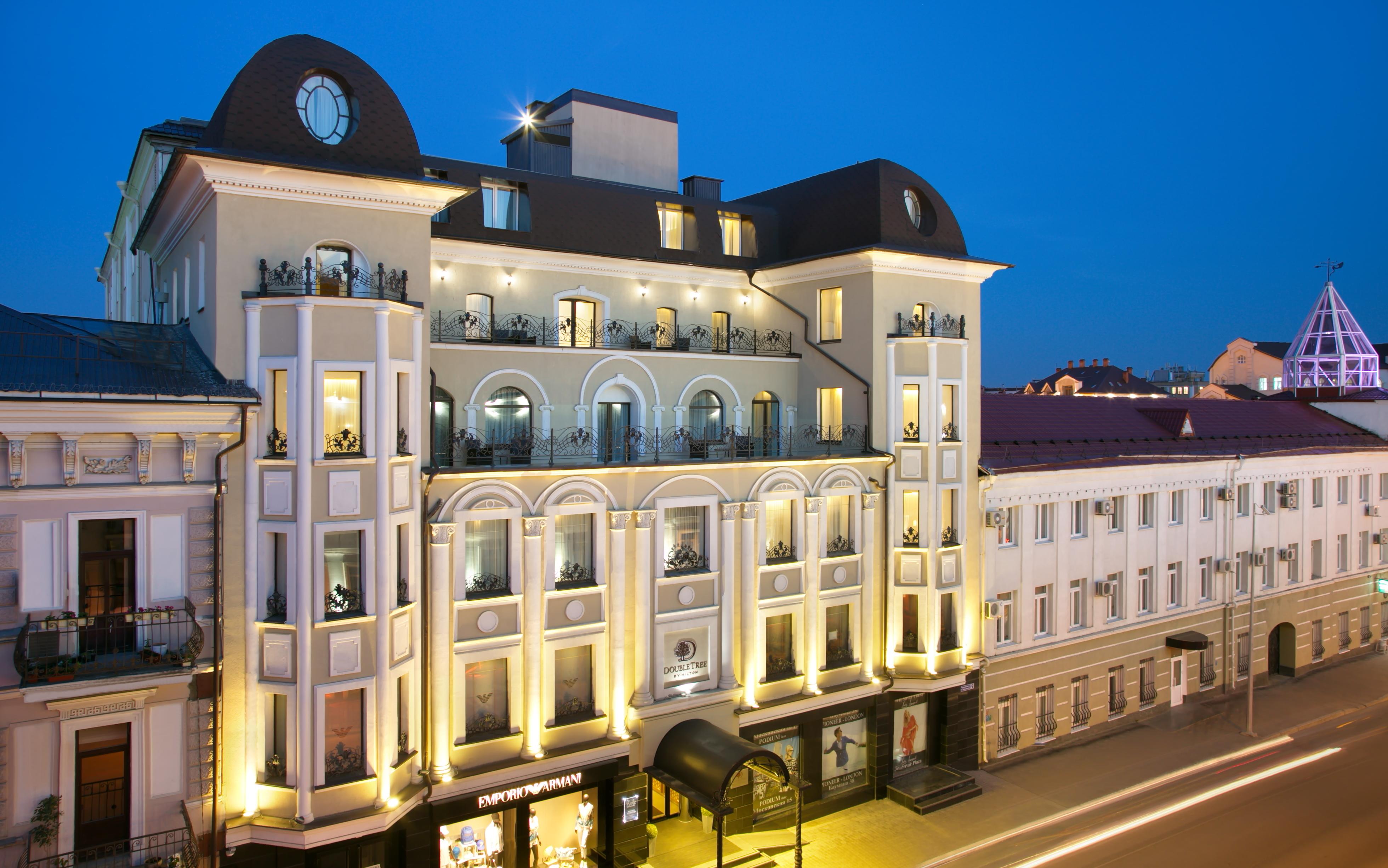 Отель Doubletree by Hilton Kazan City Center, Казань, Россия