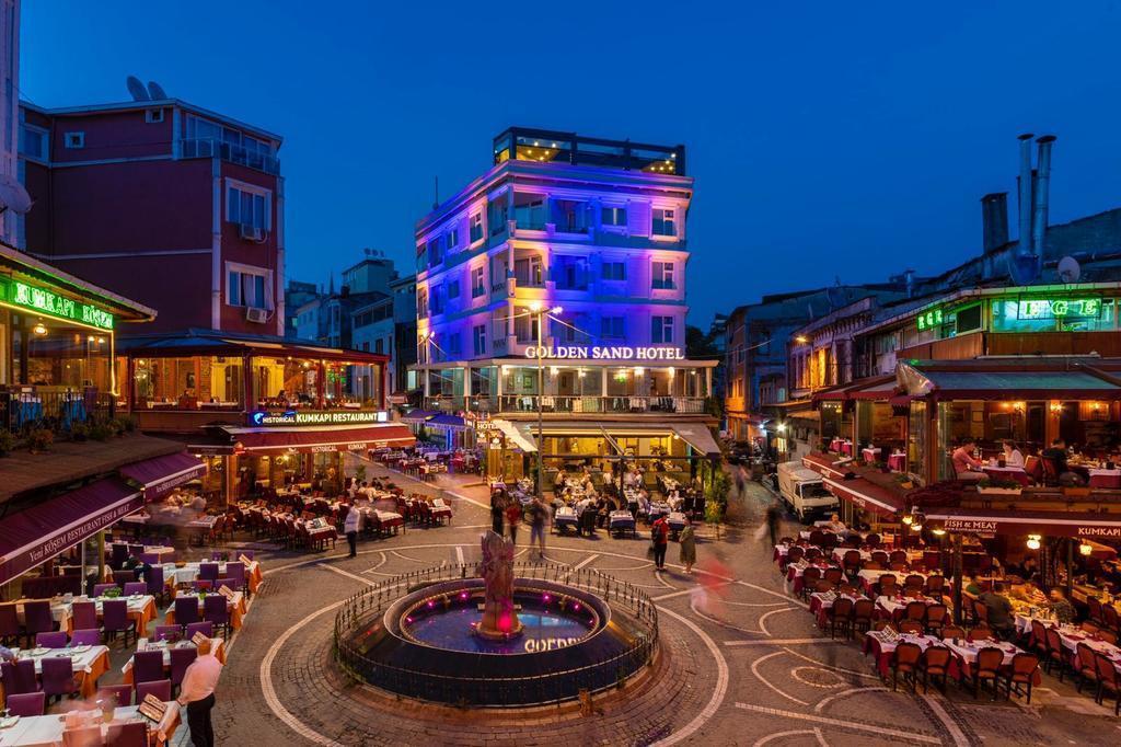 Отель Golden Sand Hotel, Стамбул, Турция