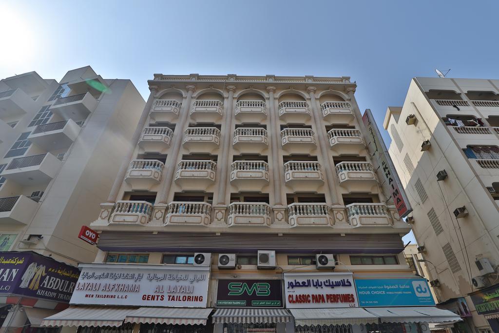 Отель Oyo 157 Al Khaima Hotel, Дубай, ОАЭ