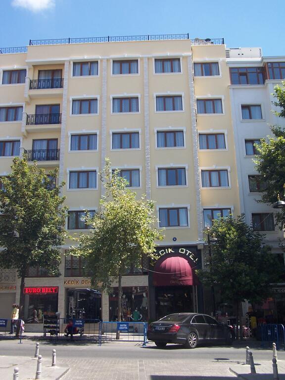 Отель Kecik Hotel, Стамбул, Турция