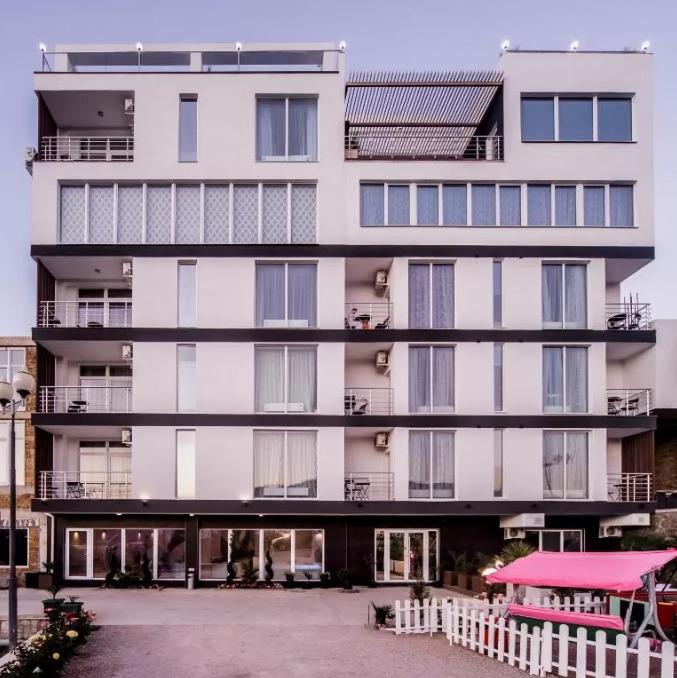 Отель Санаторий Крымский Гость, Алушта, Россия