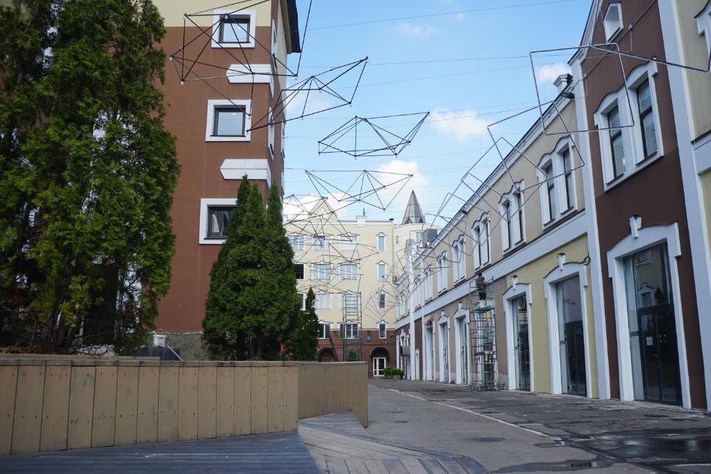 Отель Апарт Отель Точка Запятая, Москва, Россия