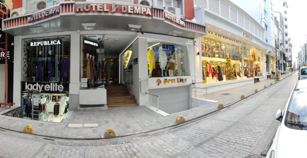 Отель Dempa Hotel, Стамбул, Турция