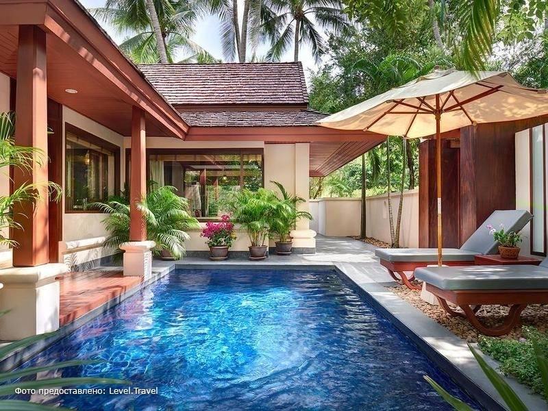 Фотография Santiburi Koh Samui (Ex. Santiburi Beach Resort Golf & Spa)