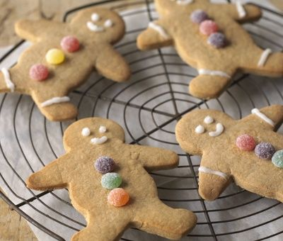 Christmas Gingerbread Cookies Recipe.Gingerbread Biscuits