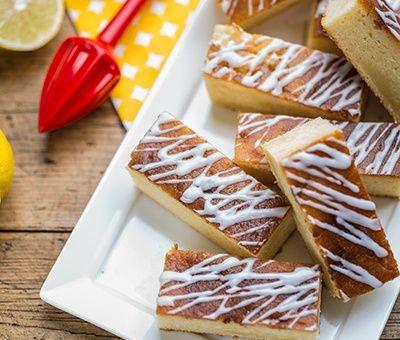 Lemon Drizzle Cake Recipe Carnation