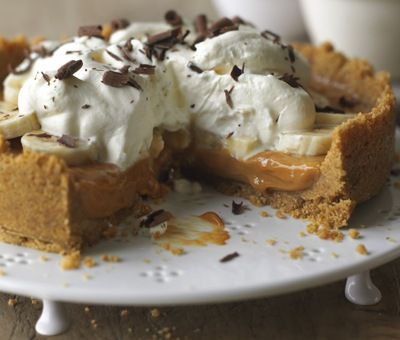 Quick Banoffee Pie Recipe