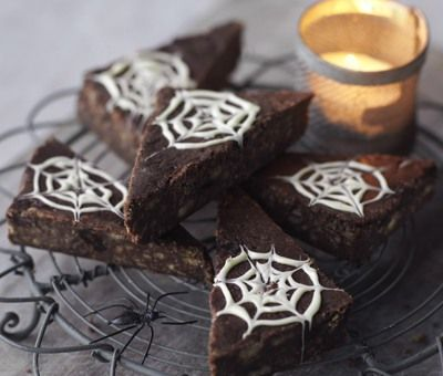 Web Chocolate Triangles