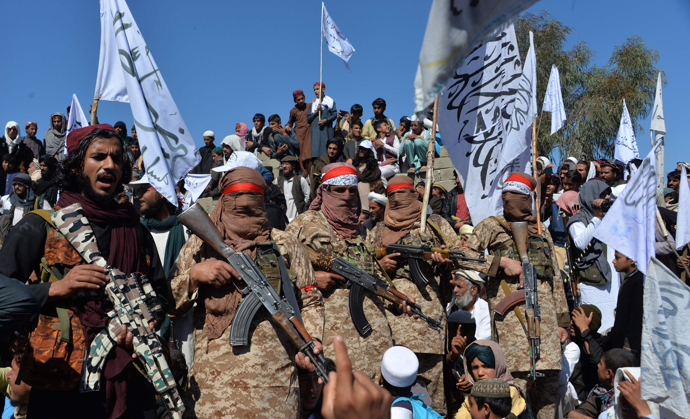 Трудности перевода. Как афганские помощники армии США и их союзников стали  мишенями для «Талибана»