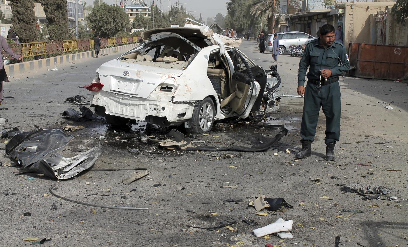 В Афганистане убили журналиста «Радио Свобода»