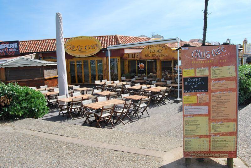Chili's café