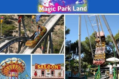 parc attraction ensues