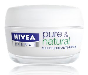 avis nivea pure natural soin de jour anti rides monaviscompte. Black Bedroom Furniture Sets. Home Design Ideas