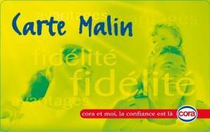 Cora Carte De Fidelite.Avis Carte Malin Cora Monaviscompte