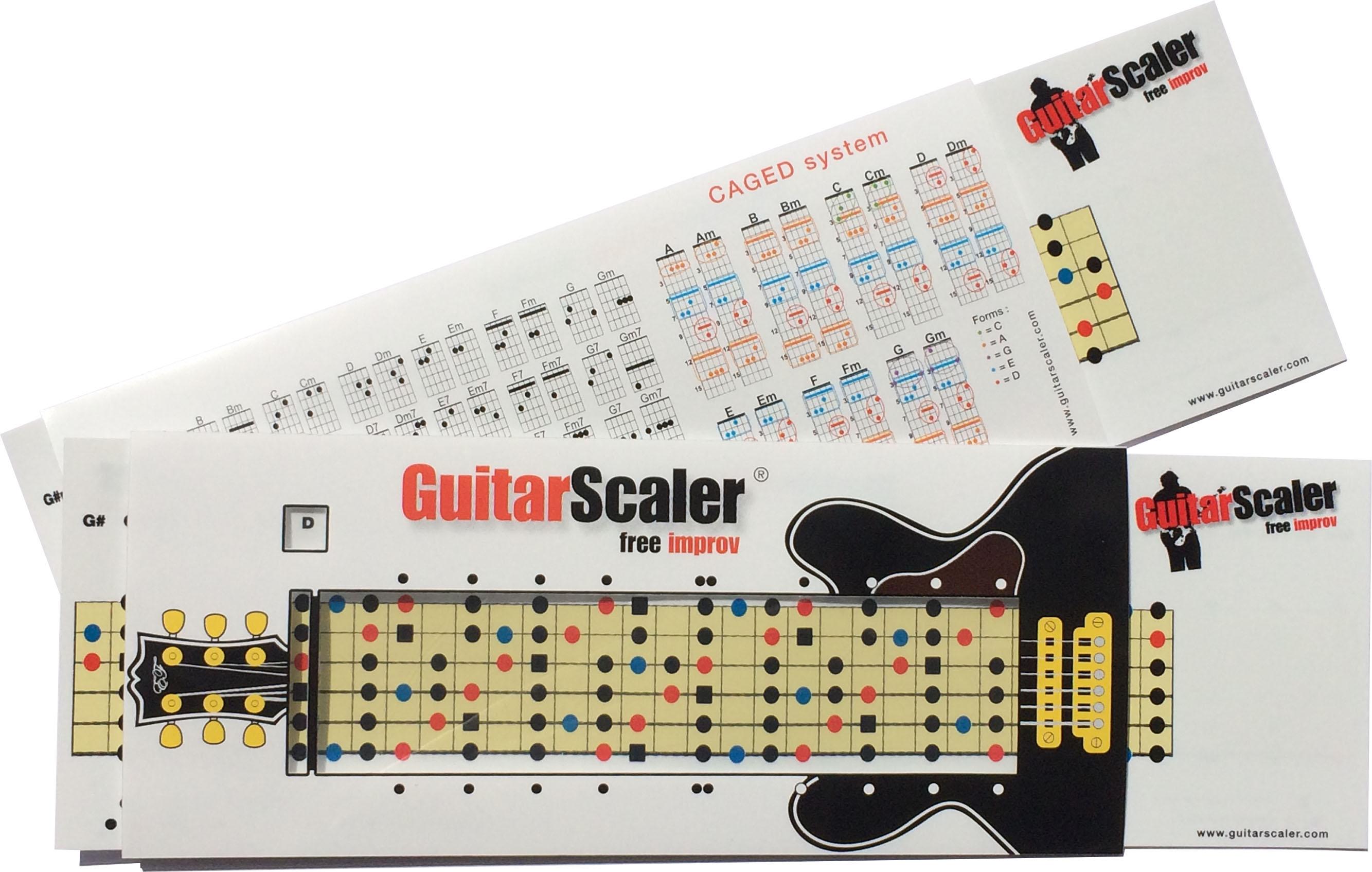 GUITAR SCALER