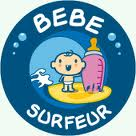 Bébé Surfeur