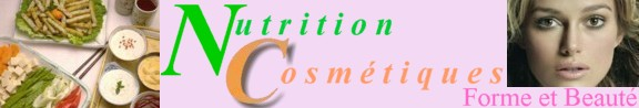 NUTRITION & COSMETIQUES