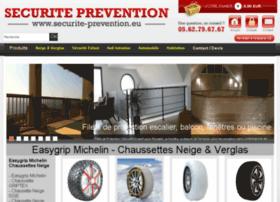 securité prevention