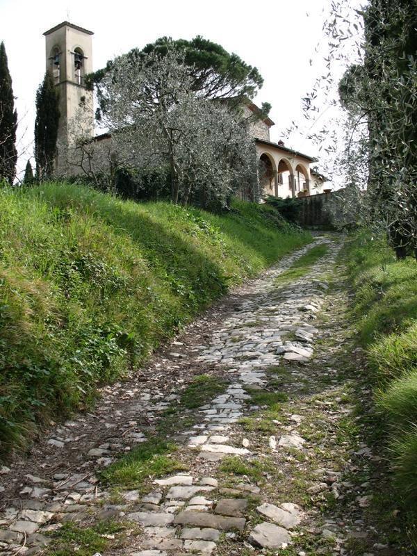 Un 39 antica strada romana tra bagno a ripoli e rignano la - Bagno di ripoli ...