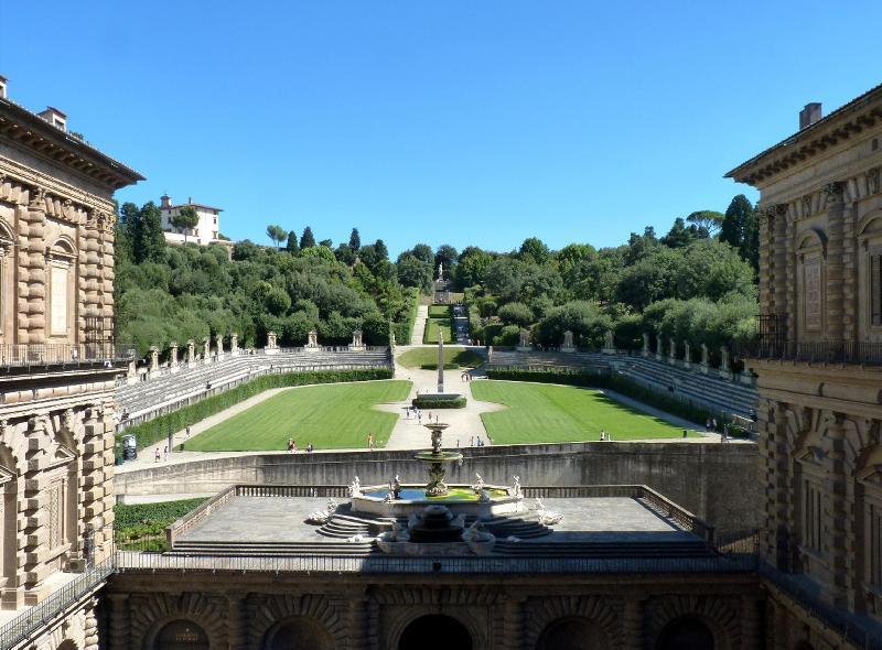 Unesco ville e giardini medicei patrimonio dell 39 umanit - Giardini per ville ...