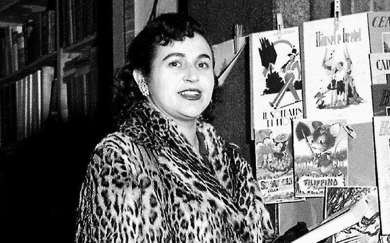 Morta marisa colomber, cantante degli anni cinquanta