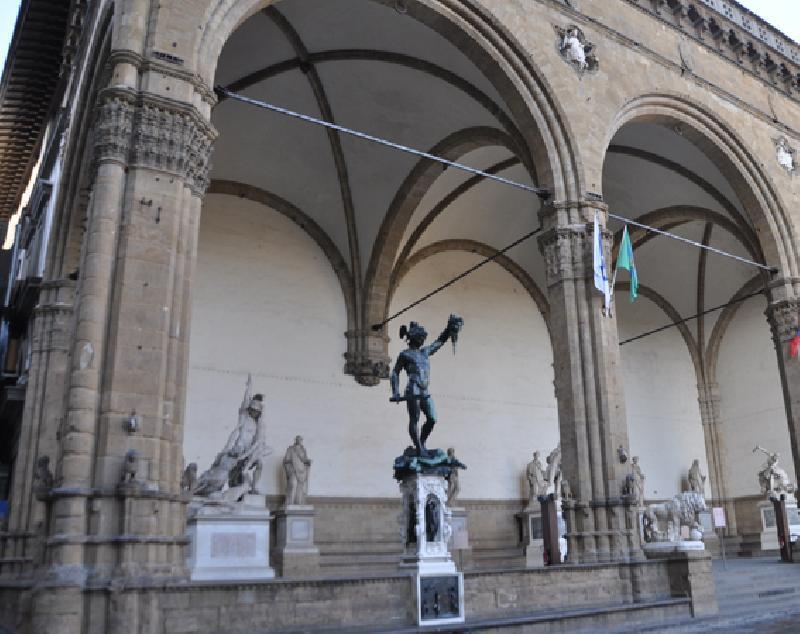 Al via il restauro del Perseo del Cellini