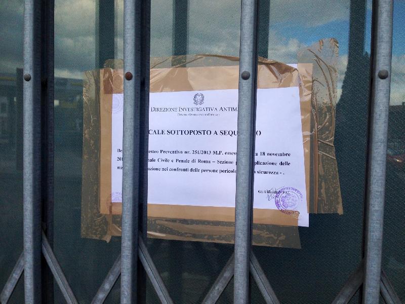 Camorra azienda immobiliare sotto sequestro la nazione for Toscano immobiliare como