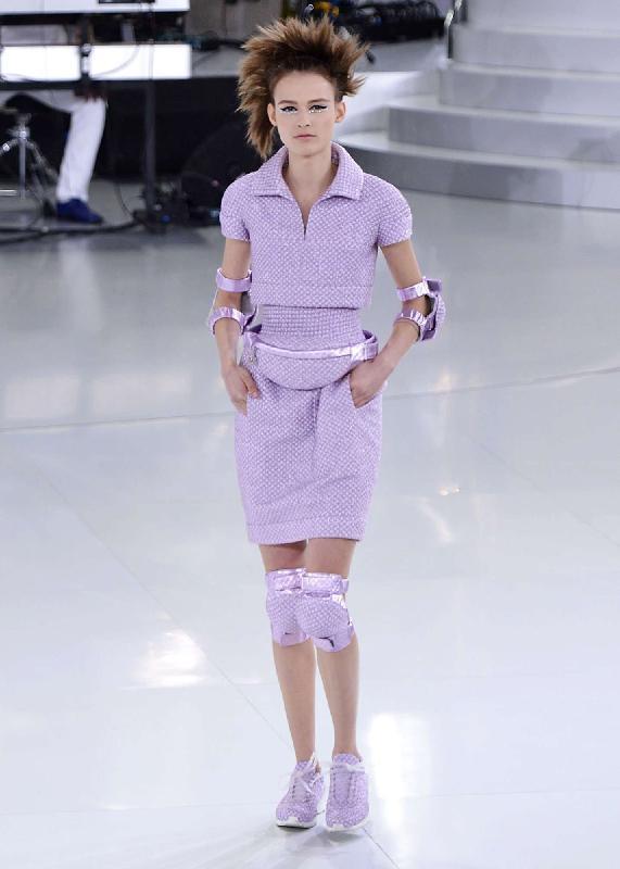 Chanel Scarpe Ginnastica