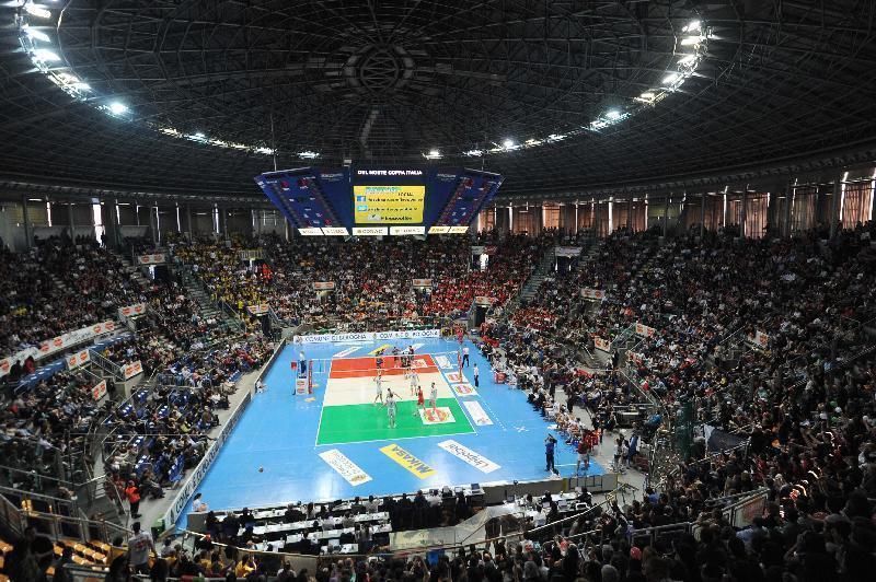 Finale Coppa Italia maschile 2014
