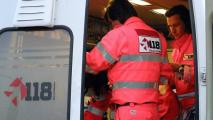 Ambulanza (foto Business Press)
