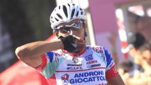 Giro d'Italia: Miguel Angel Rubiano Chavez vince la sesta tappa (AFP)