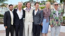 Cannes 2012 : il cast di 'Moonrise Kingdom' (Afp)