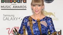 Taylor Swift pluripremiata ai Billboard Music Awards (Afp)