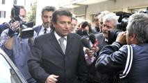 Francesco Schettino a Grosseto