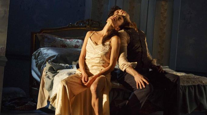 Danza, Alessandra Ferri ricalca le scene in prima europea a Ravenna