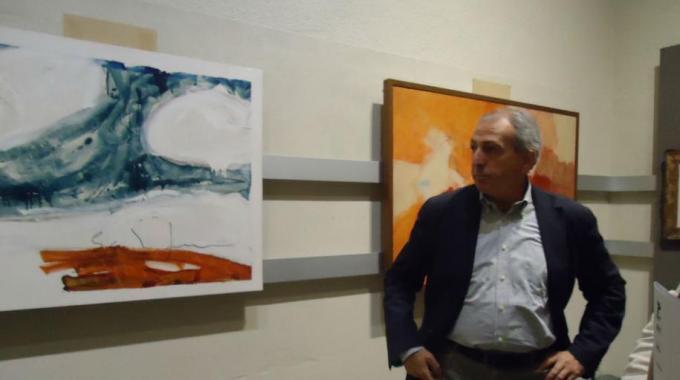 Al via la mostra 'La memoria del presente. Capolavori dal Novecento italiano'