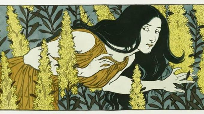 Al via la mostra 'Grafica Liberty: Per una nuova regia dell'Art Nouveau'