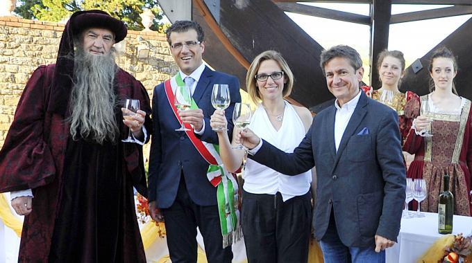 Toscana Arcobaleno d'Estate: grande festa nella notte del solstizio / TUTTE LE FOTO